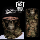 Camo Skull Face mask - Fast Mask - Fast Mask
