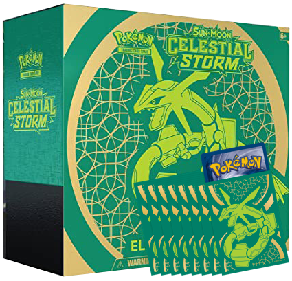Celestial Storm Elite Trainer Box Code