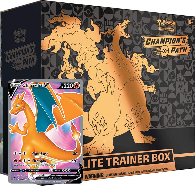 Champion's Path Elite Trainer Box Code
