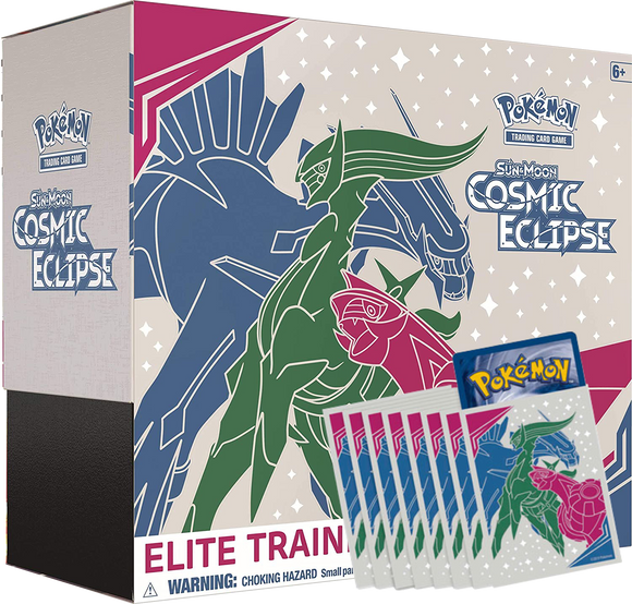 Cosmic Eclipse Elite Trainer Box Code