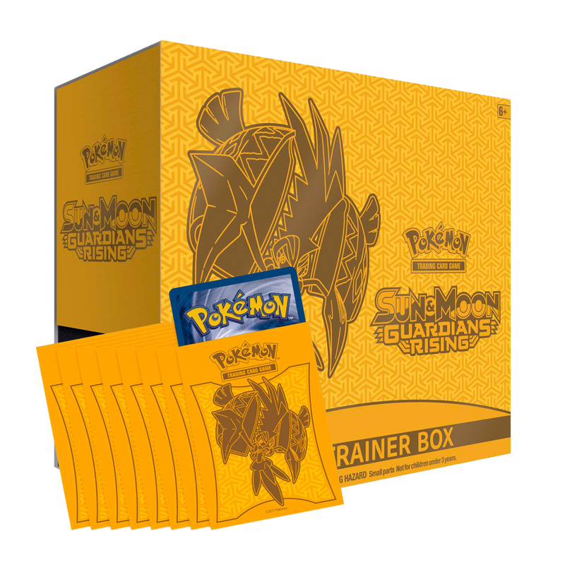 Guardians Rising Elite Trainer Box Code