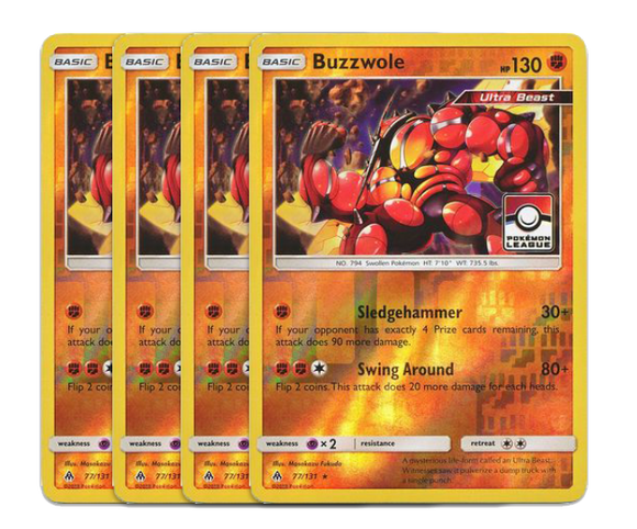 Buzzwole League Promo Code