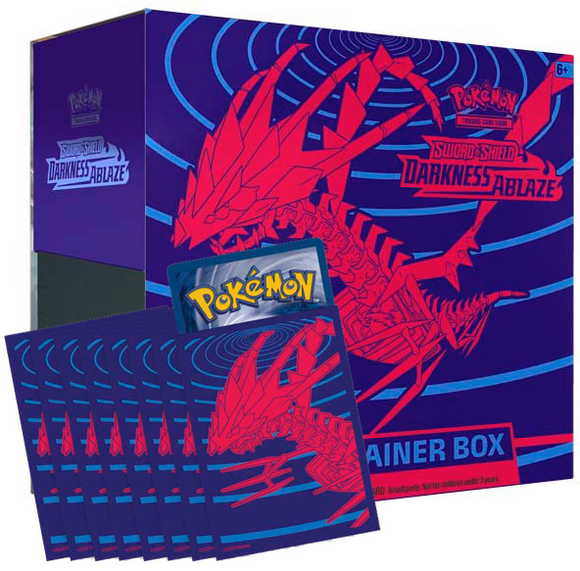 Darkness Ablaze Elite Trainer Box Code