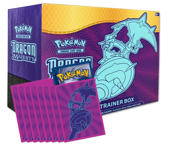 Dragon Majesty Elite Trainer Box Code