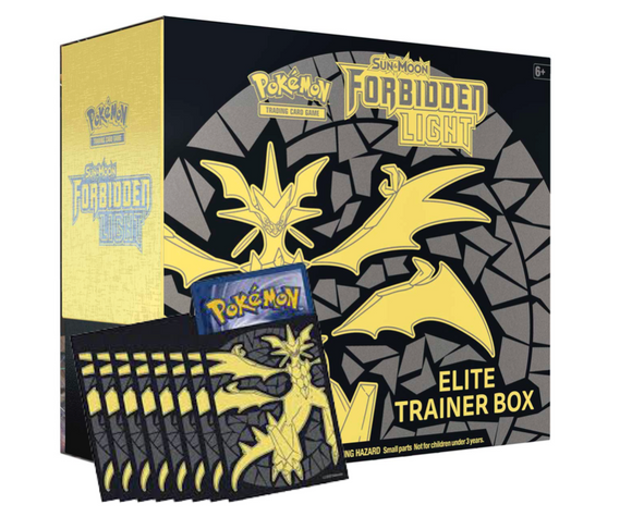 Forbidden Light Elite Trainer Box Code