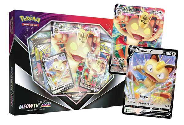 Meowth V & Meowth VMAX Collection