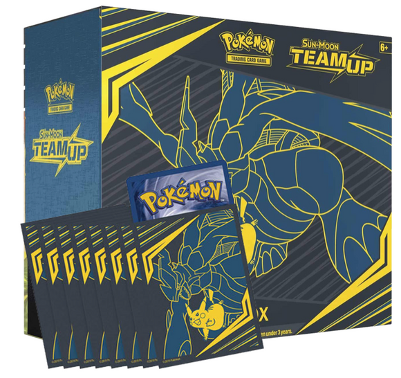 Team Up Elite Trainer Box Code