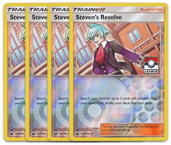 Steven's Resolve League Promo Code