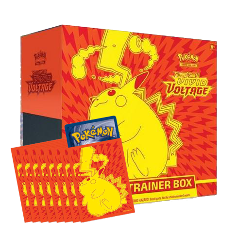 Vivid Voltage Elite Trainer Box Code