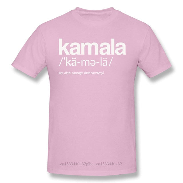 2020 Pronunciation Definition Relaxed Print Cotton Kamala Harris As Vice President