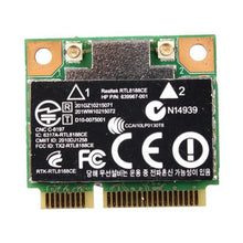 Load image into Gallery viewer, 150Mbps WiFi Mini PCI-E Network Card for HP Realtek RTL8188CE Wireless-N 802.11 B/G/N 640926-001 639967-001