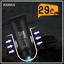 Load image into Gallery viewer, მანქანის დამტენი Remax Rocket RCC217