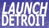 Launch Detroit logo