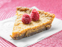 Load image into Gallery viewer, A la cart: Sweet Potato Cheesecake by the slice (4 oz)