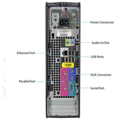 DELL Optiplex 380 + W10 Home - HitechDoctor.com