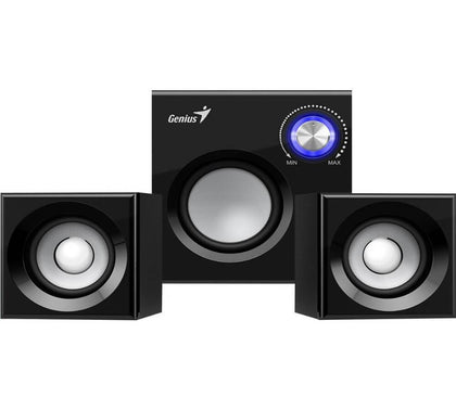 GENIUS SPEAKERS SW-2.1 370 - HitechDoctor.com