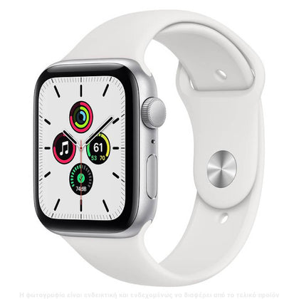 Apple Watch Series 4 Aluminium 44mm Silver USEd - HitechDoctor.com