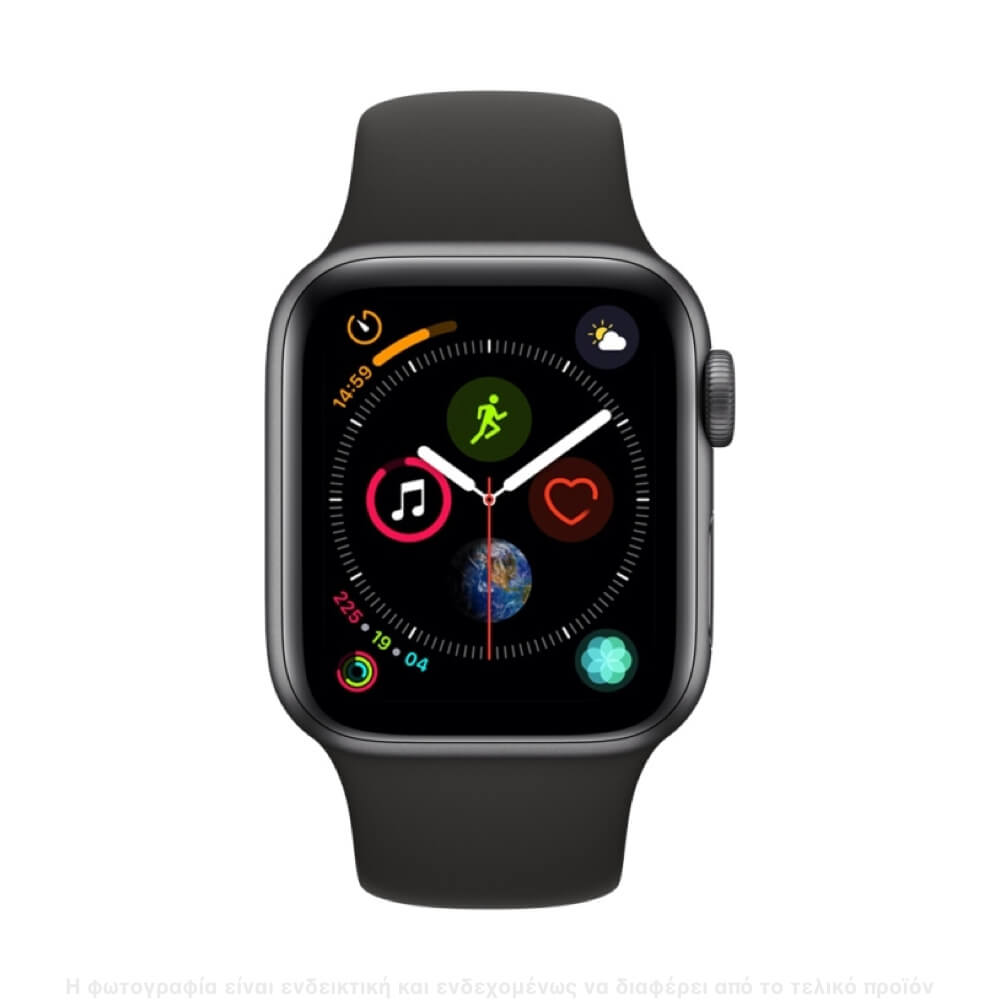 Apple Watch 4-44mm Black USEd - HitechDoctor.com