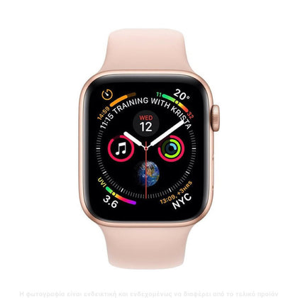 Apple Watch Series 4 Aluminium 40mm Gold USEd - Hitechdoctor.com