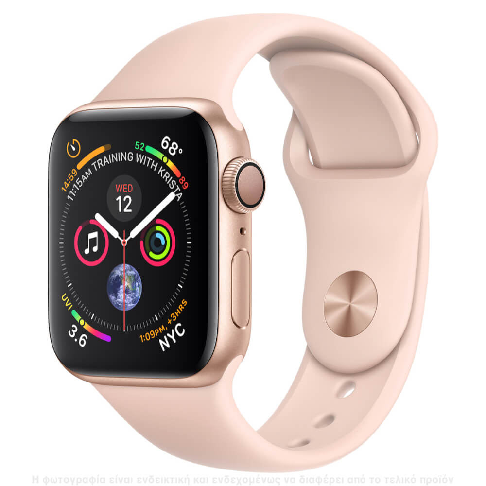 Apple Watch Series 4 Aluminium 44mm Pink USEd
