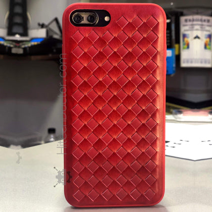CREATIVE CASE iPhone 8-7 Plus Brown - HitechDoctor.com