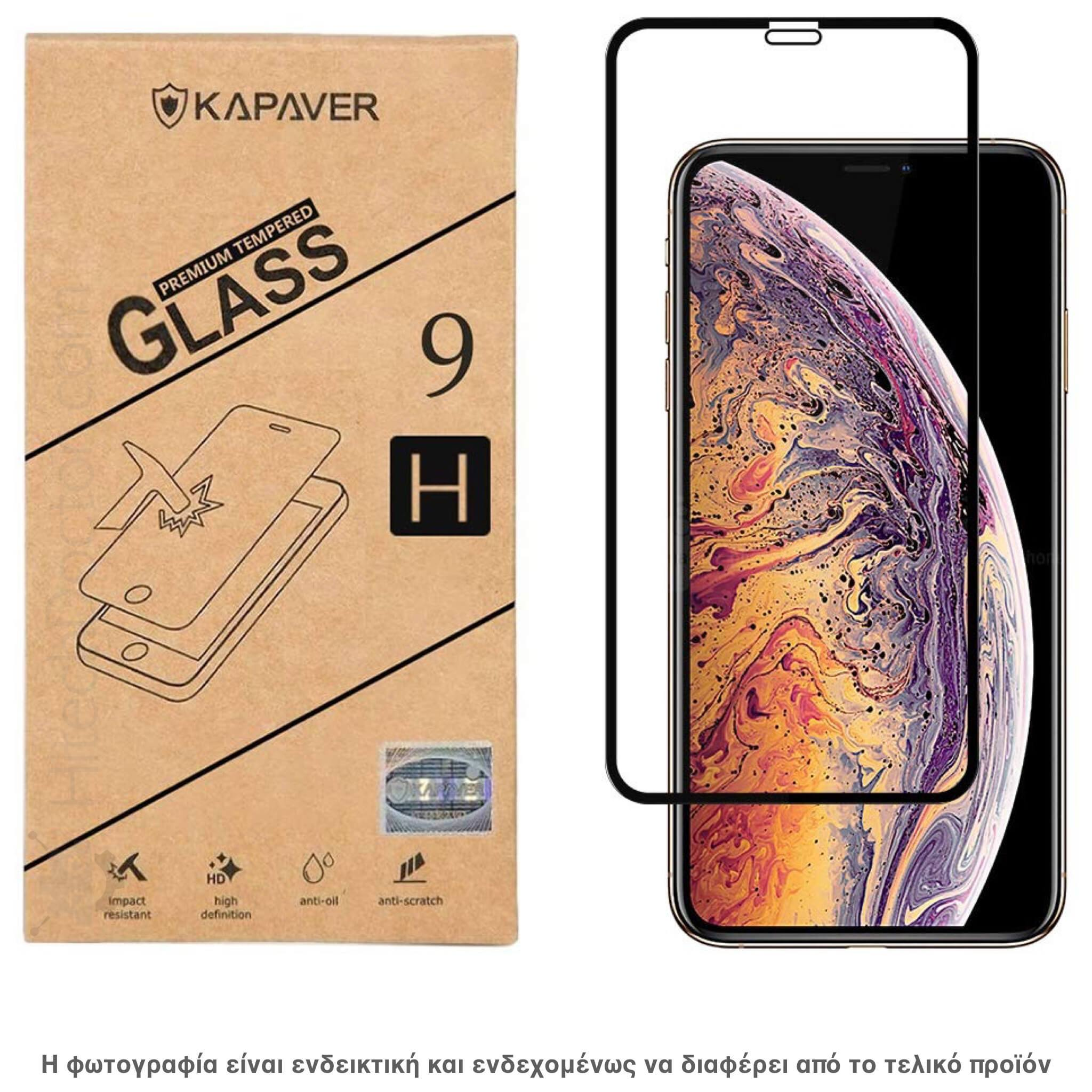 Full Face Tempered Glass για iPhone