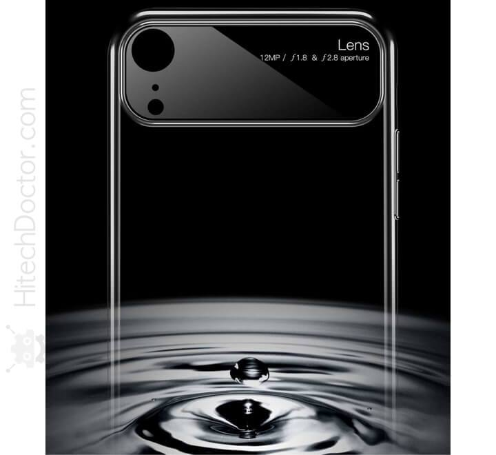 Glass Case For iPhone XS MAX - HitechDoctor.com