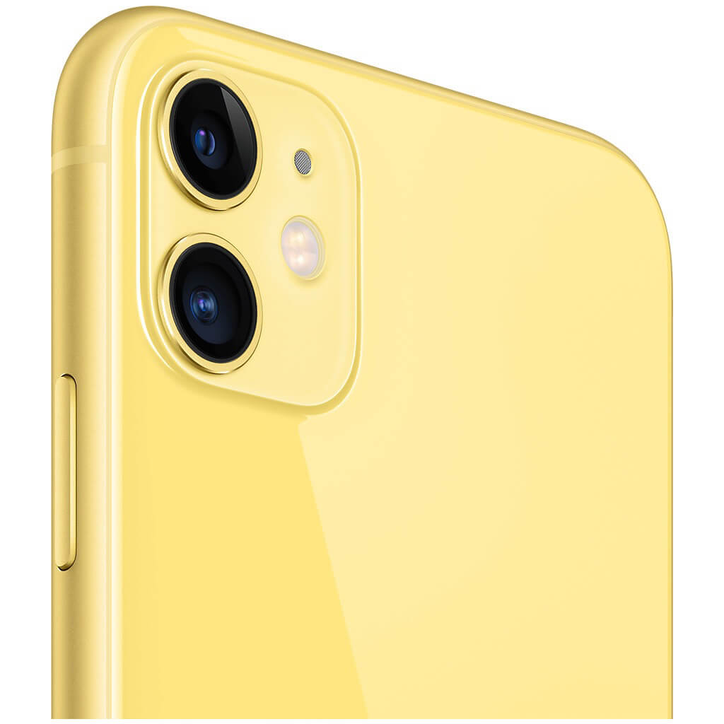 Apple iPhone 11 Yellow 64GB
