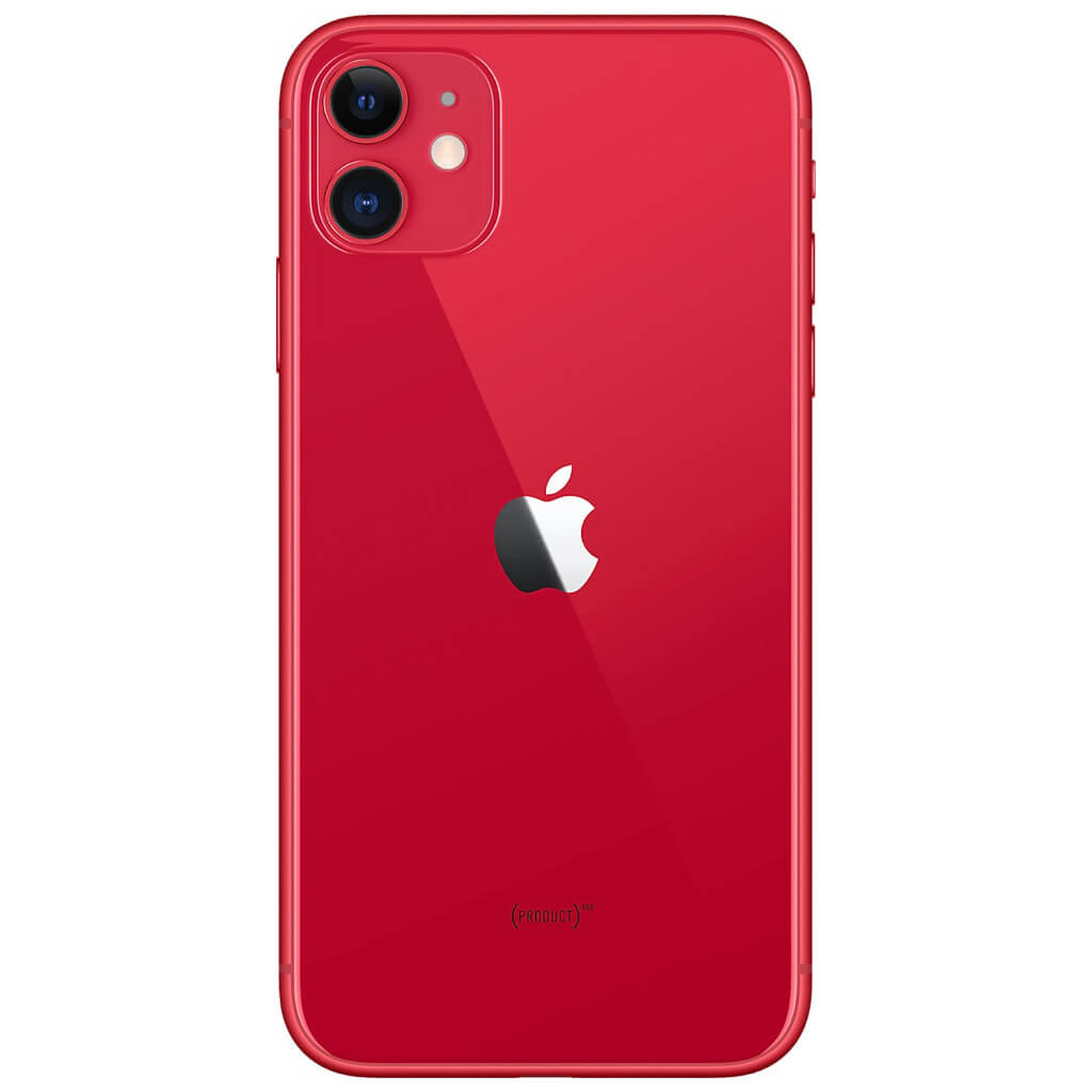 Apple iPhone 11 Red 64GB