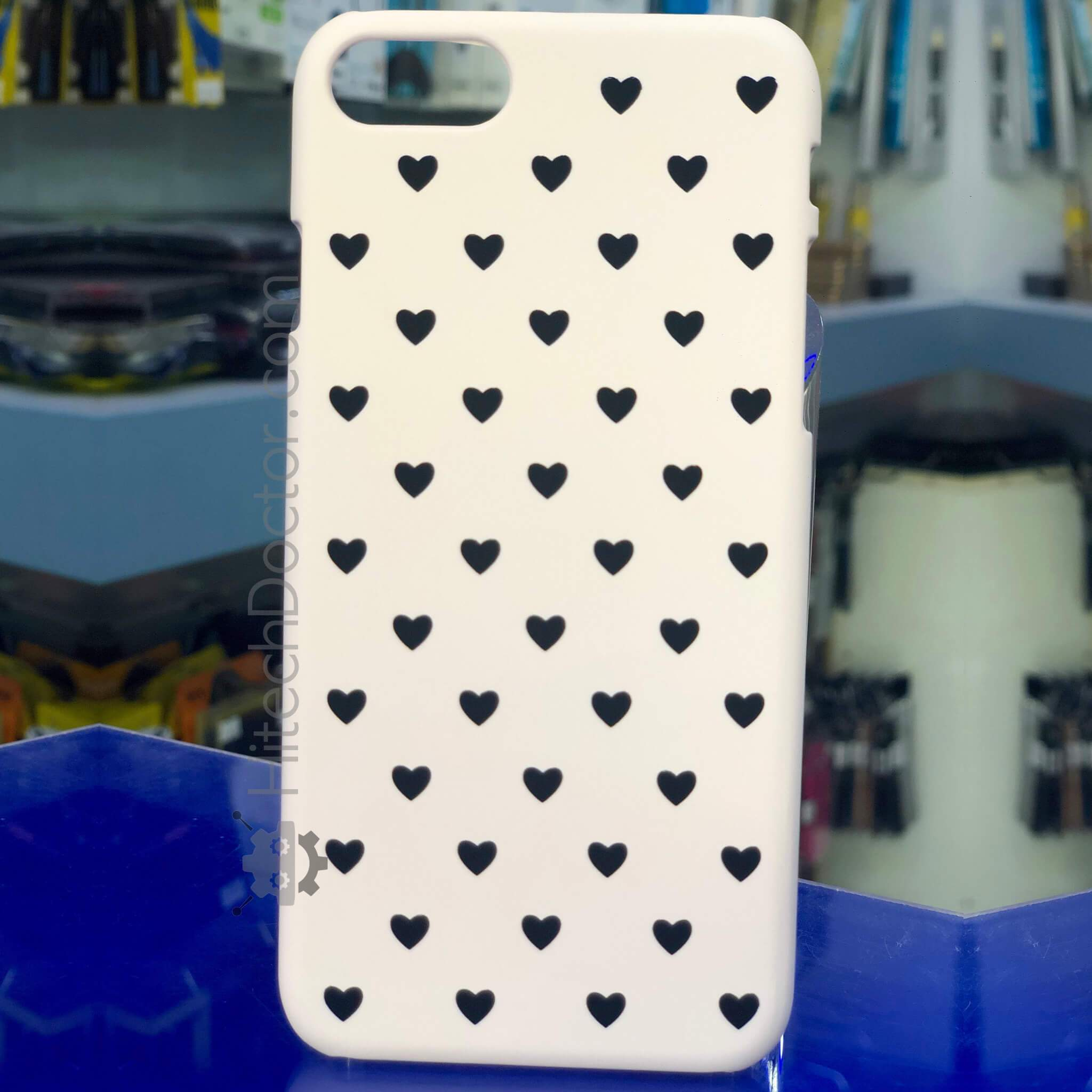 Hearts Case iPhone 8-7