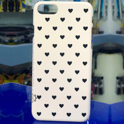 Hearts Case iPhone 8-7 - HitechDoctor.com