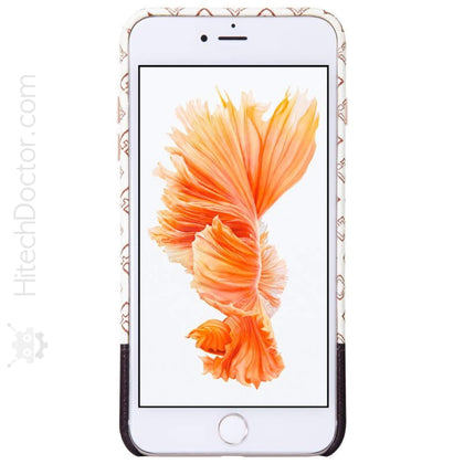 Luxury Oger ivory Θήκη για iPhone 8/7 Plus - HitechDoctor.com