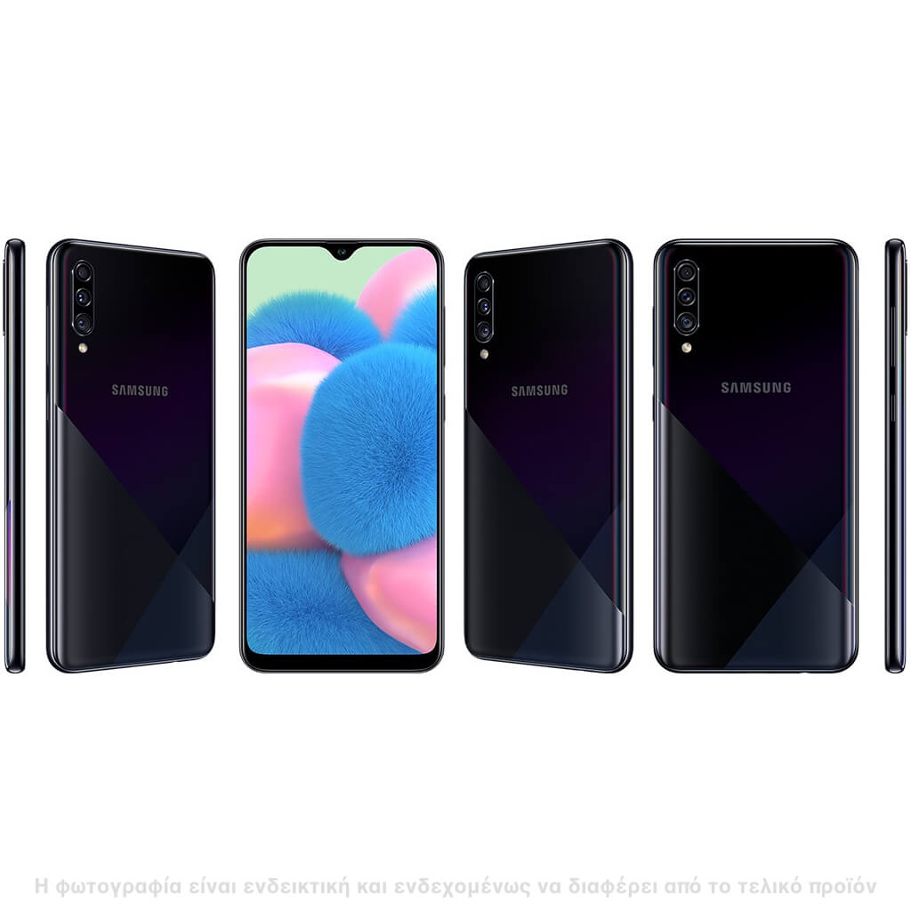 Samsung Galaxy A30s (64GB) Black
