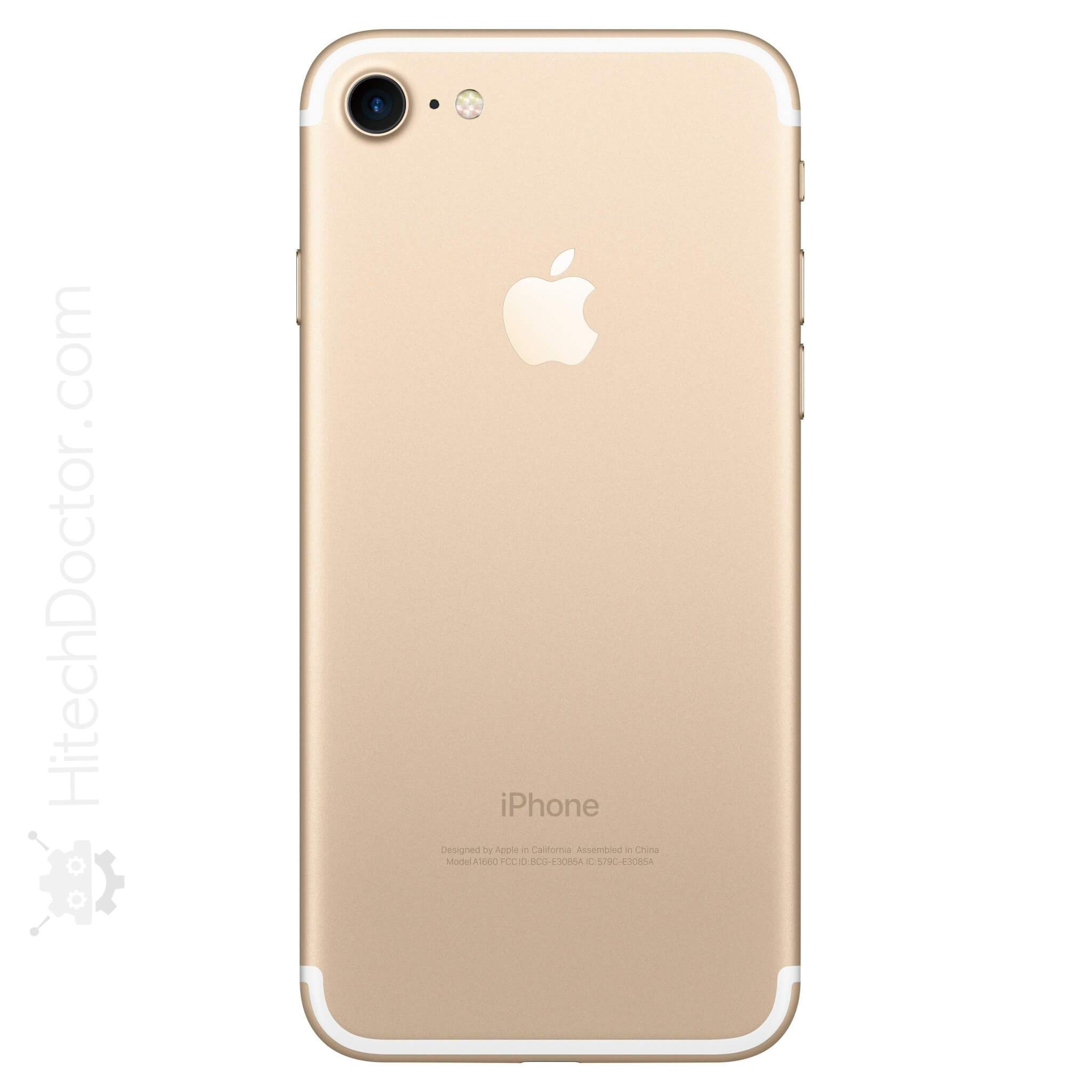 Used Apple iPhone 7 (32GB) Grade A Gold