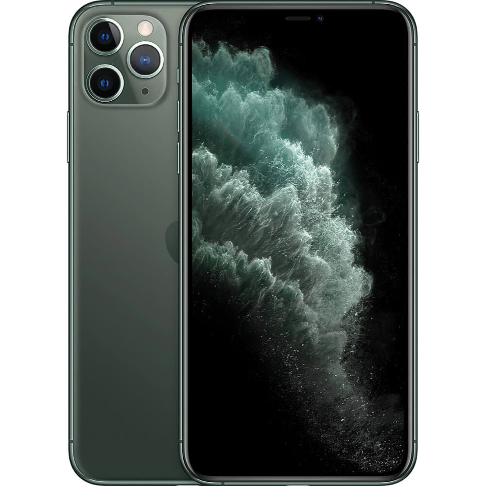 USEd iPhone 11 Pro Max Midnight Green - HitechDoctor.com