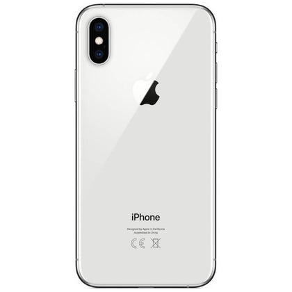 USEd iPhone XS Max Silver - HitechDoctor.com