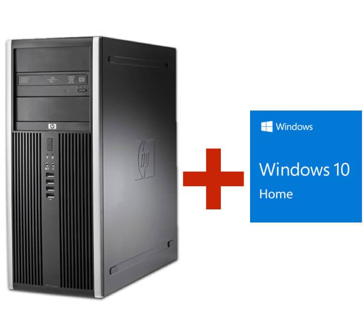 HP Elite 8300 CMT + Windows 10 Home