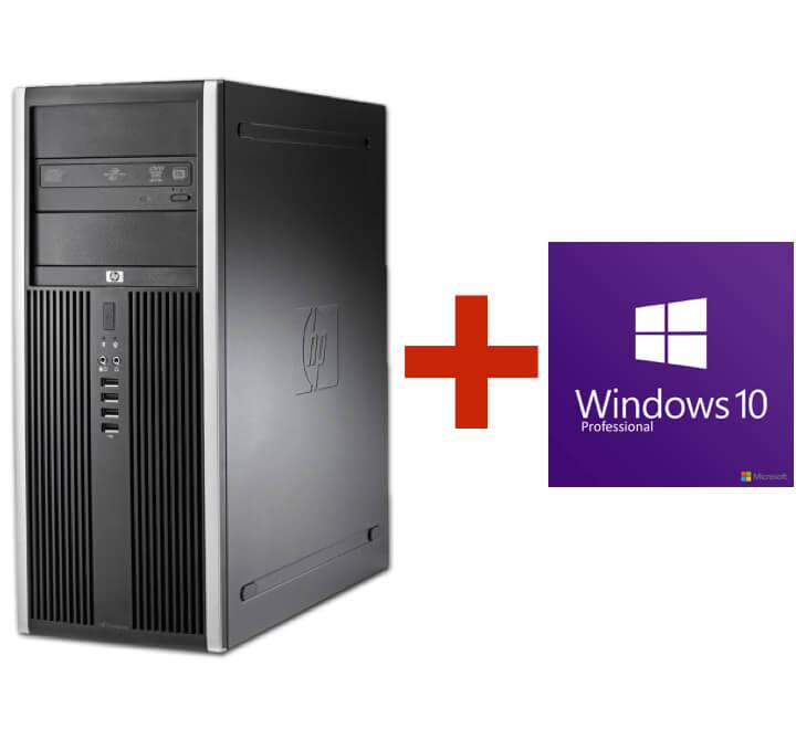 HP Elite 8300 CMT + Windows 10 Pro