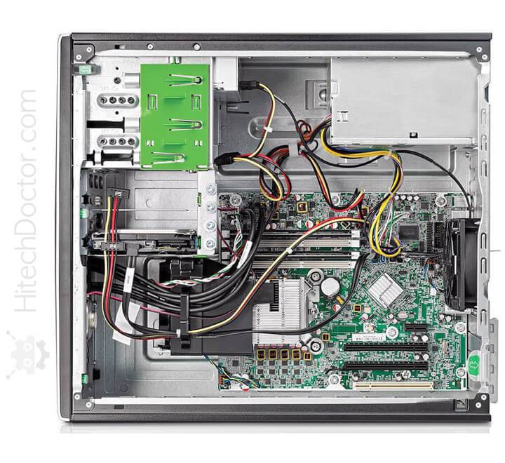 HP Elite 8300 CMT + Windows 10 Pro - HitechDoctor.com