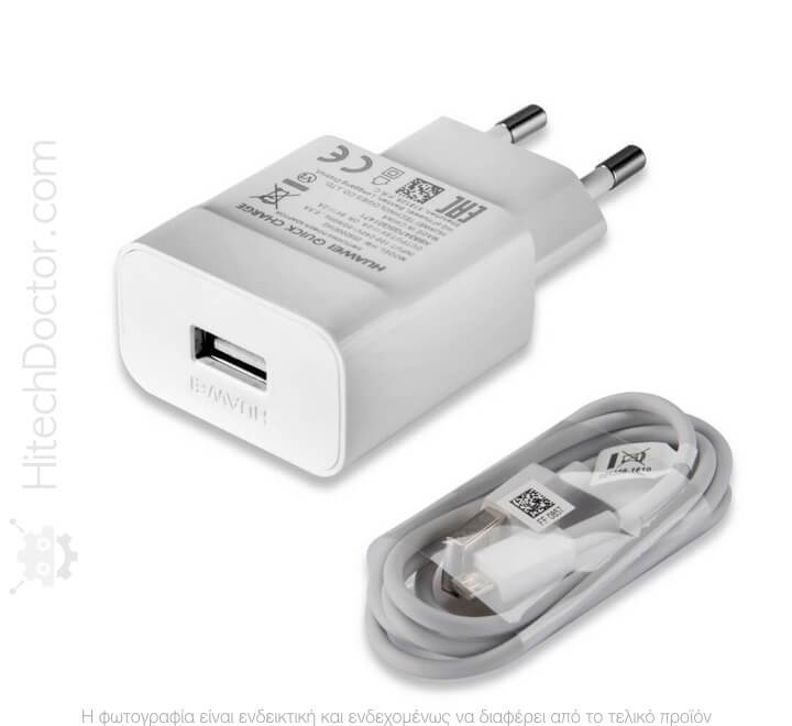 Huawei micro USB Cable & Wall HW-059200EHQ White - HitechDoctor.com