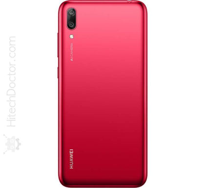 Huawei Y7 2019 (32GB) Red - HitechDoctor.com