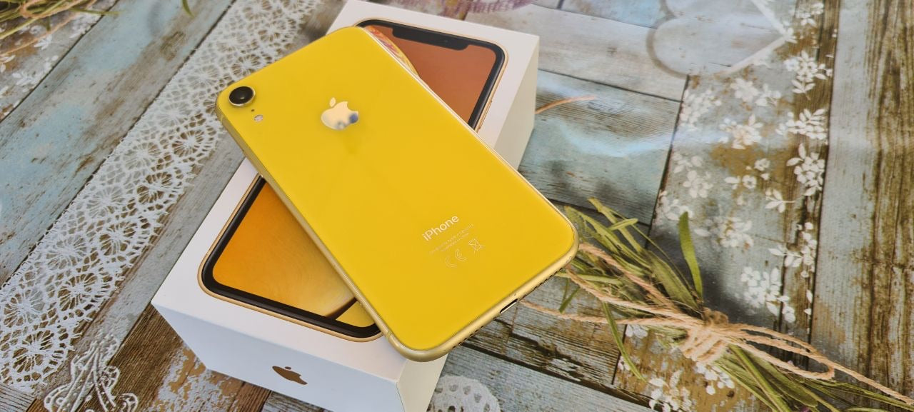 USEd iPhone XR 128GB