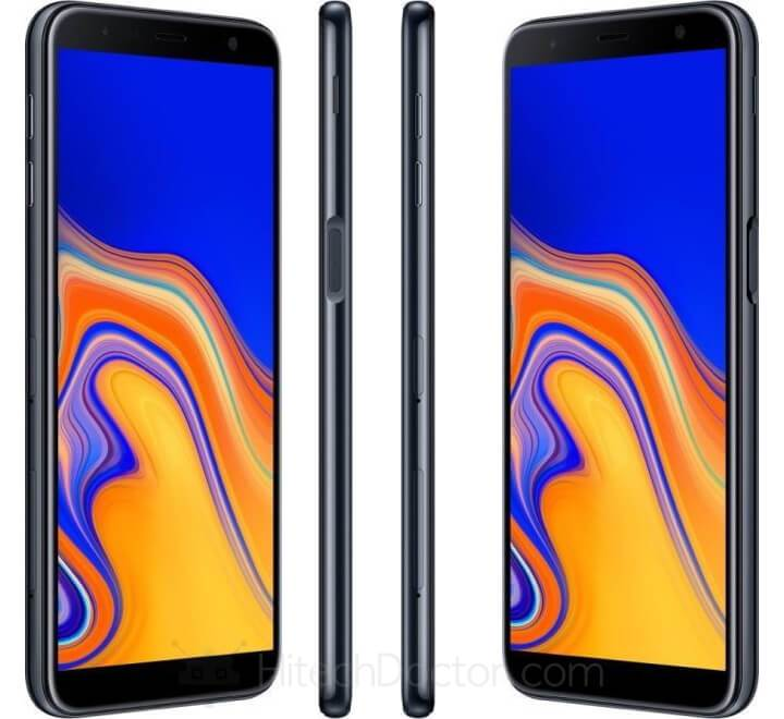Samsung Galaxy J6 Plus Dual 32GB Black