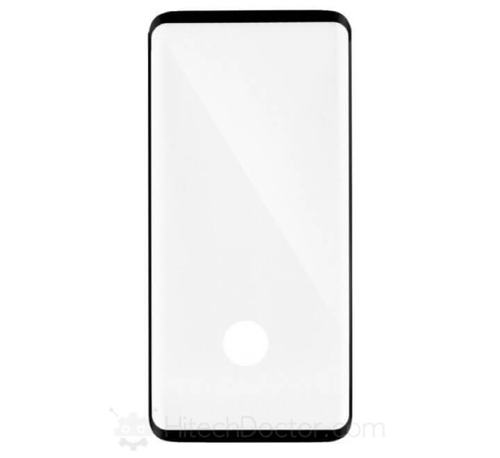 Senso Full Face Tempered Glass Black (Galaxy S10+)