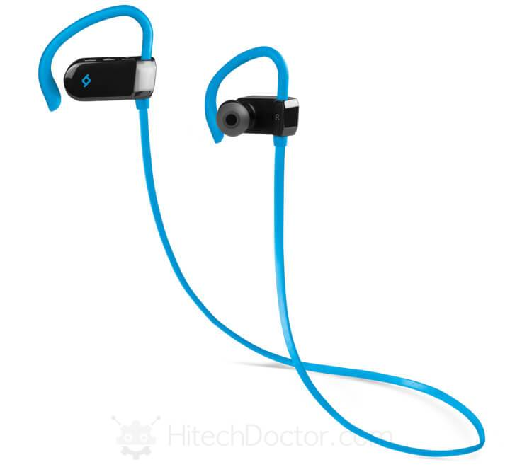 Soundbeat Sport Bluetooth Ακουστικά Blue