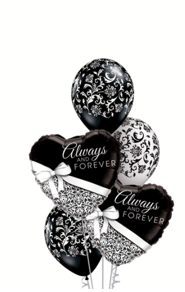 Always & Forever Anniversary Bouquet