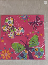 Load image into Gallery viewer, Butterfly Party Set 40 Pieces