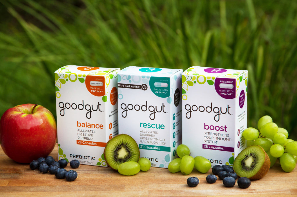The Best Goodgut Prebiotic Supplement for You!