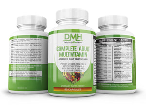 Complete Adult Multivitamin