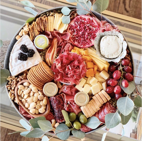 Italy Charcuterie